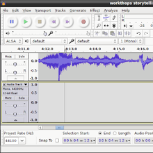 how to use audacity to record computer audio