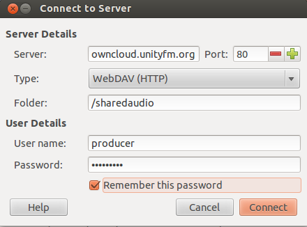 ownCloud: Sharing data and events   The Info-Activism How-To